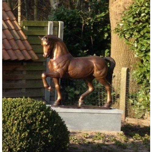 Eliassen Image bronze horse large