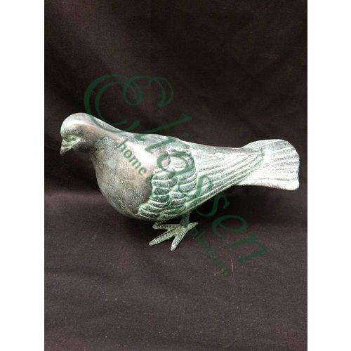 Eliassen Beeld brons duif 2