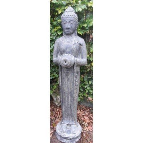 Eliassen Syringe figure buddha with jug