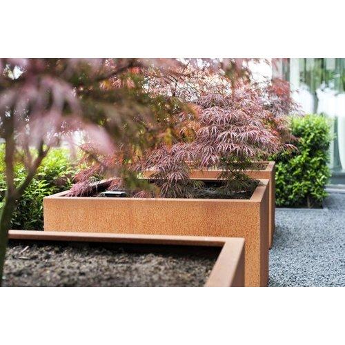 Adezz Producten Andenblumenkasten mit Beinen Adezz corten steel