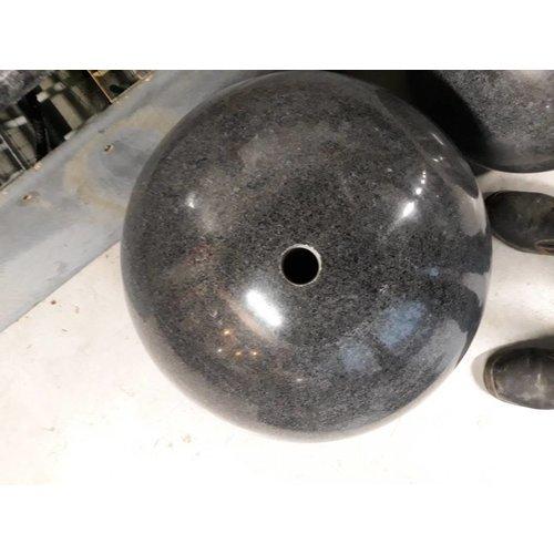 Eliassen Waterbol graniet 3 maten