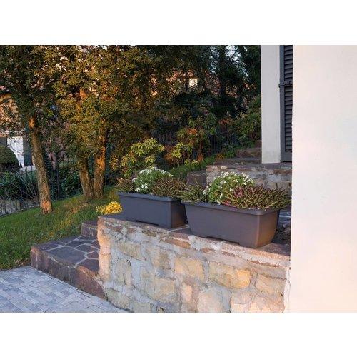 Blumenkasten Maxi Casseta mit Schale in 2 Größen