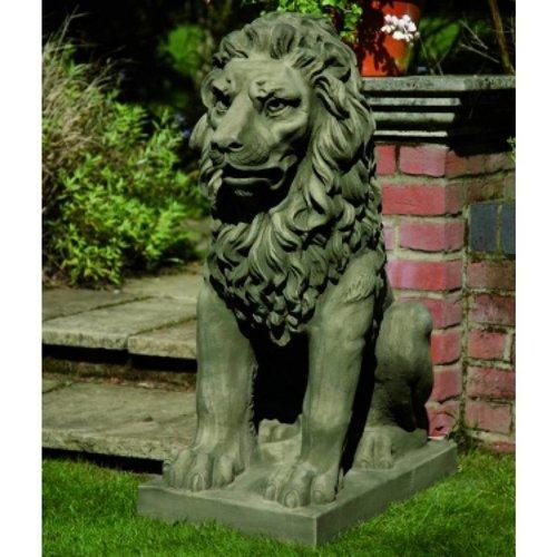 Dragonstone Fantasy sitting lion