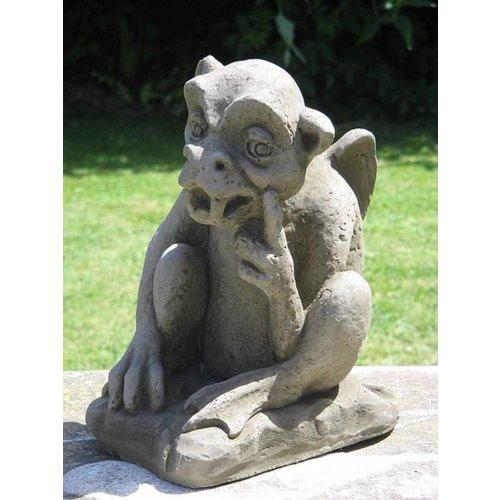 Dragonstone Gartenstatue Troll Kleiner Wasserspeier A.