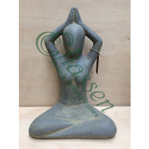 Eliassen Yoga Statue Sukhasana 30cm