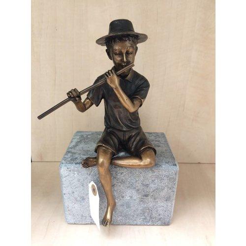 Eliassen Jongen met fluit