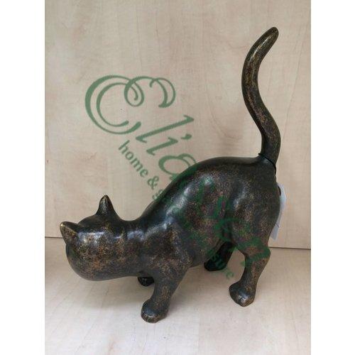 Eliassen Bronzen kat