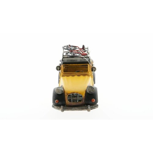 Eliassen Miniaturmodell Zinn Citroen 2CV Ente