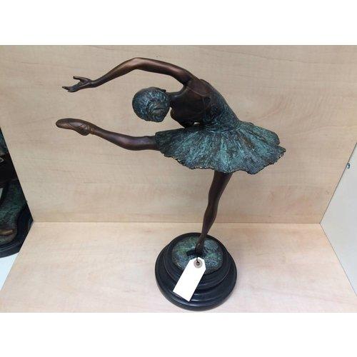 Eliassen Beeld brons ballerina 32 cm