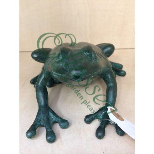 Eliassen Bronze Frosch