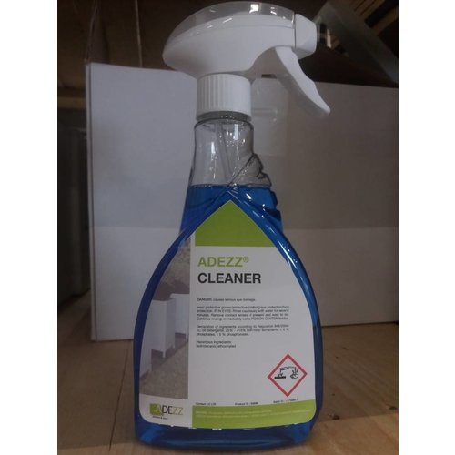 Adezz Producten Alucare for adezz aluminum products