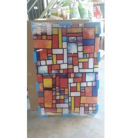 Glasmalblöcke 80x120cm