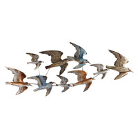 Muurdeco 3d 9 Vogels