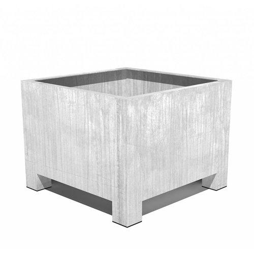 Adezz Producten Verzinkt staal Bloembakken/potten Adezz