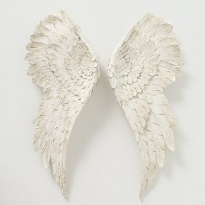 Wall decoration Angels set of wings
