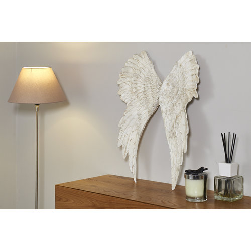 Wanddecoratie Engelen set vleugels
