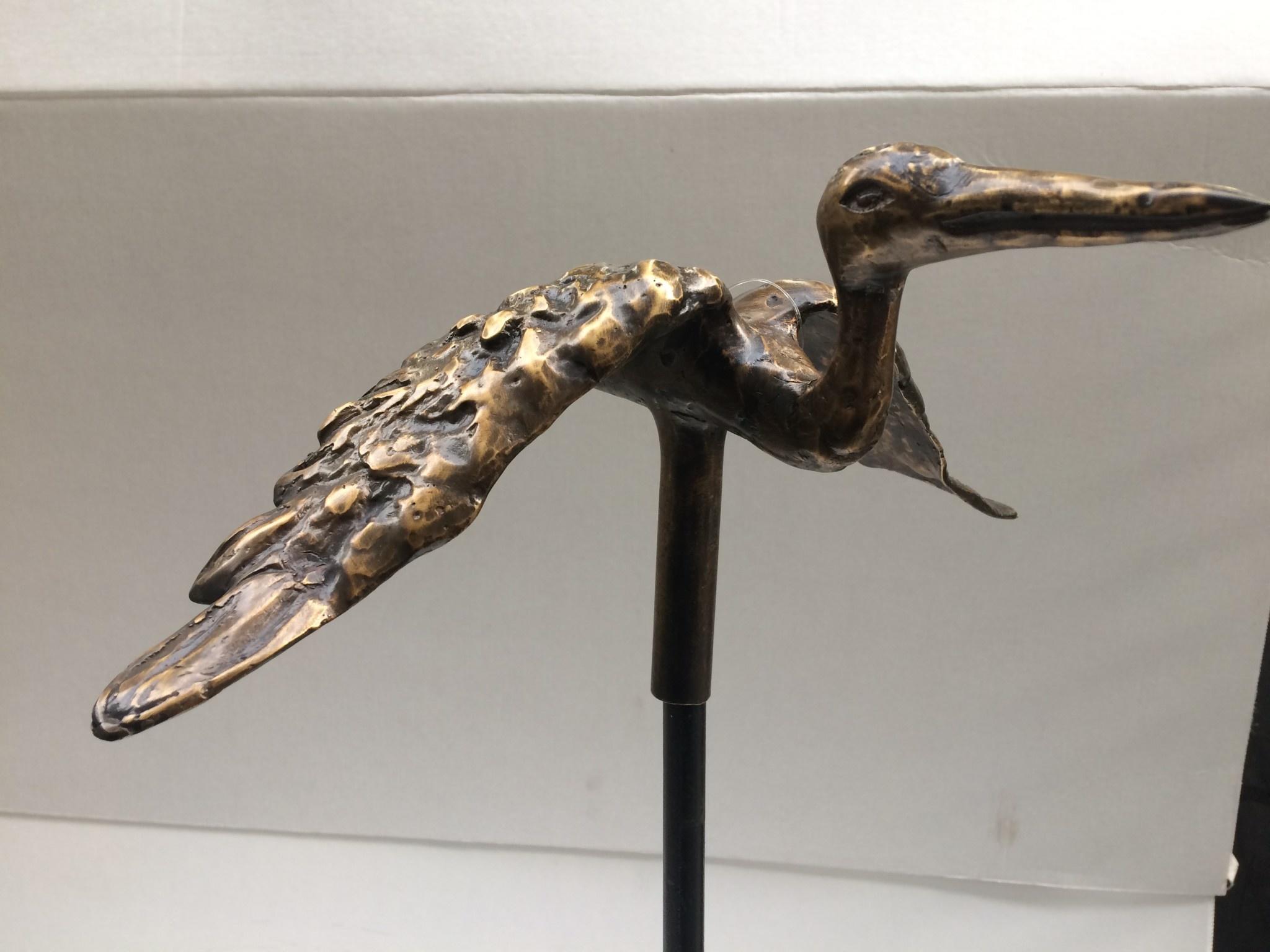 Bronze schlucken