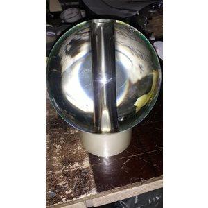 Verschiedene Designs der Glaskugel für Wasserverzierung oder Brunnen
