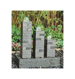 Liliian granite fountain