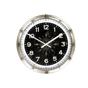 Wall clock large around Morko