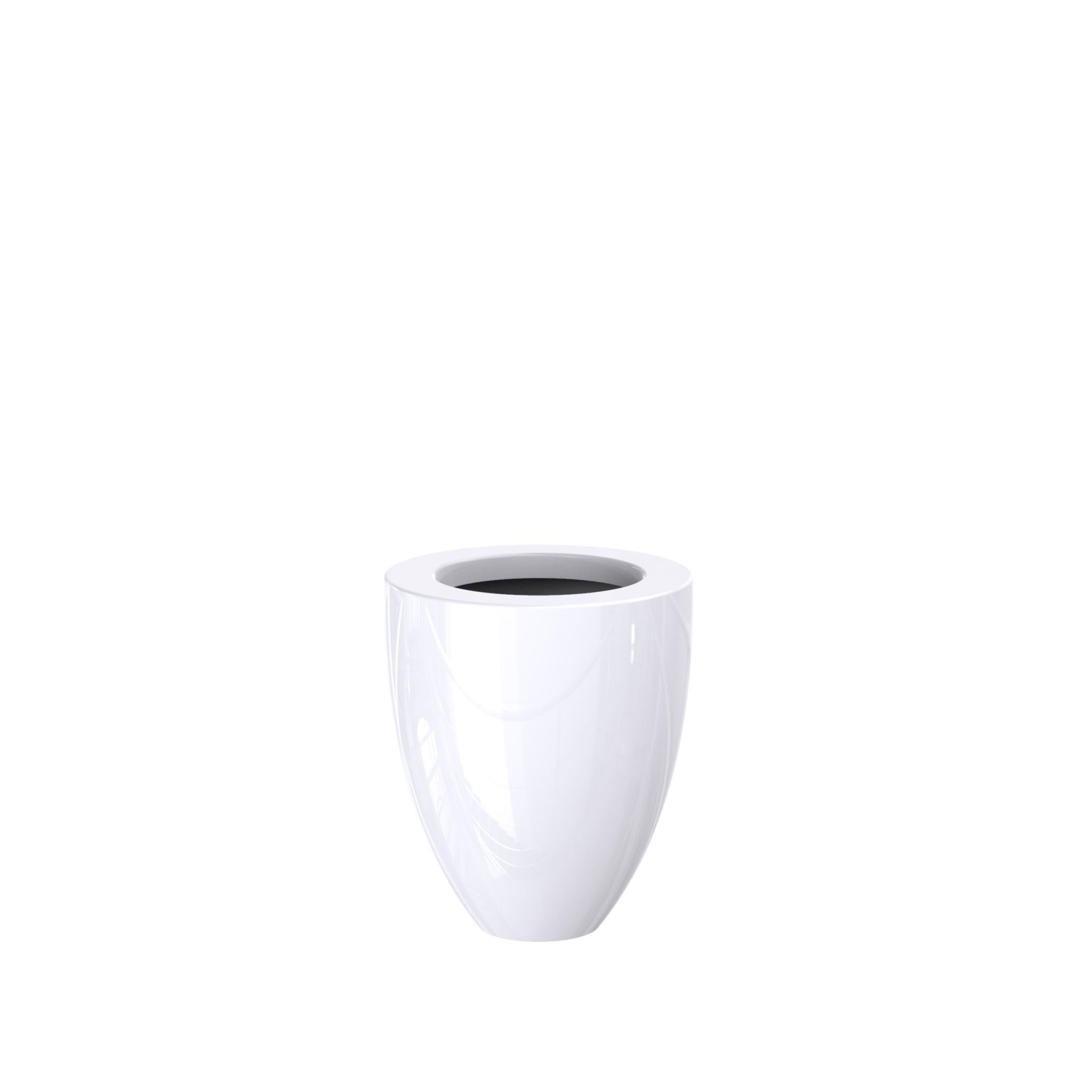 Adezz Producten Pot  Canna  Adezz polyester hoogglans  in 5 maten