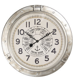 Large clock around Maritime