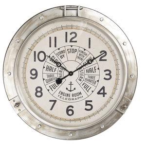Große Uhr rund um Maritime