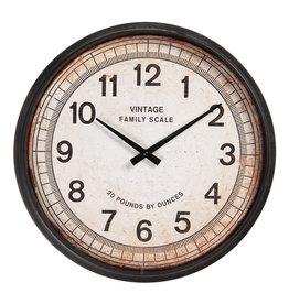 Wall clock around Canteen 40 cm