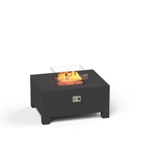 Adezz Feuerelemente Gas Aluminium in 5 Größen