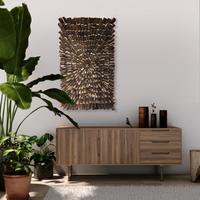 Prachtige houten wandpanelen als wanddecoratie voor je huis of kantoor