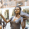 Bronzestatuen