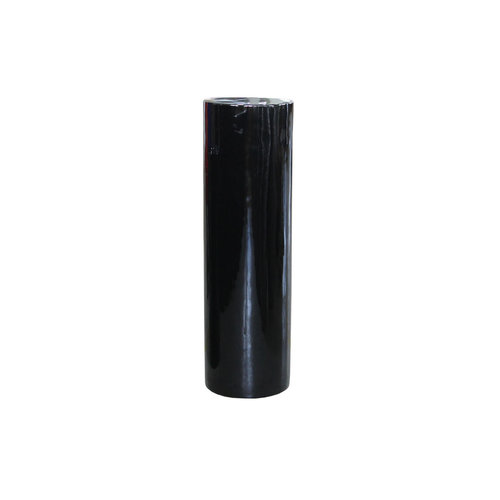 Column high gloss 100cm black high gloss