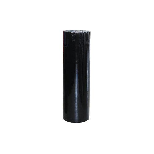 Column around 80cm black high gloss