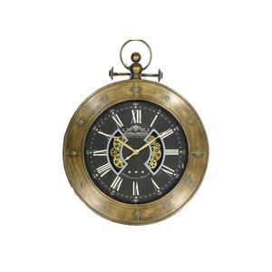 Clock around big transit 110cm