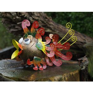 Visje  kleurrijk  45cm