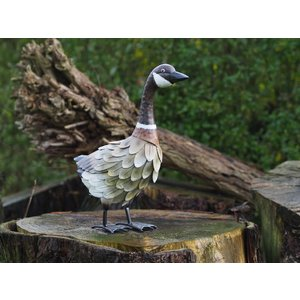 Ente stehendes Metall