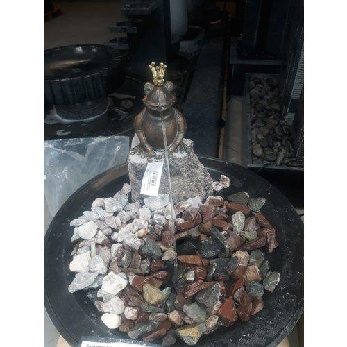 Brunnen Set König Frosch