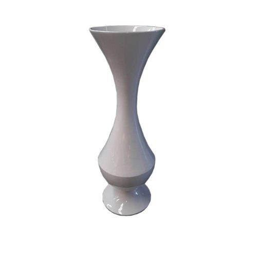 High vase Tako 120cm high-gloss white