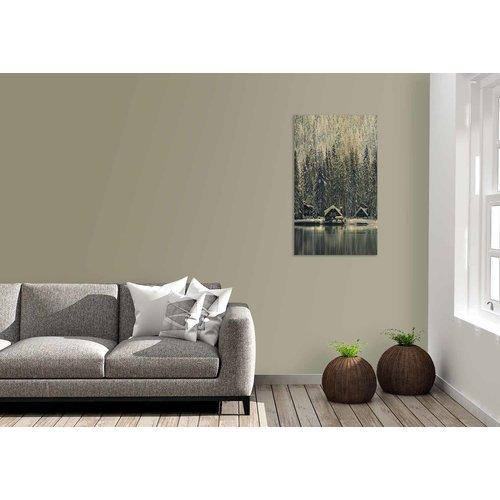 Wandkraft Schilderij berkenhout Zweden 118x70cm