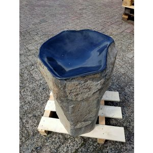 Bird bowl basalt Fabian