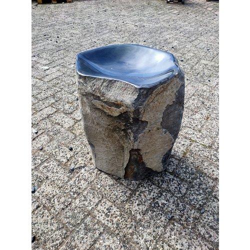 Vogelschaal basalt Fabian