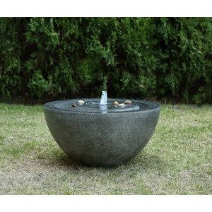 Round water fountain Flat 60x30cm