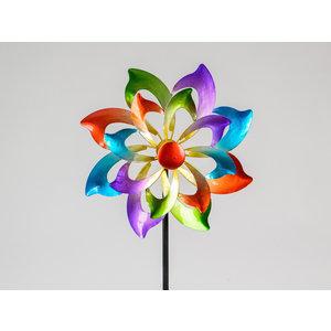 Garden stick flower multi