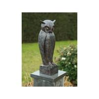 Image bronze Owl 50cm modern