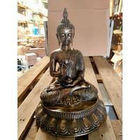 Buddha-Bronze-Chakra
