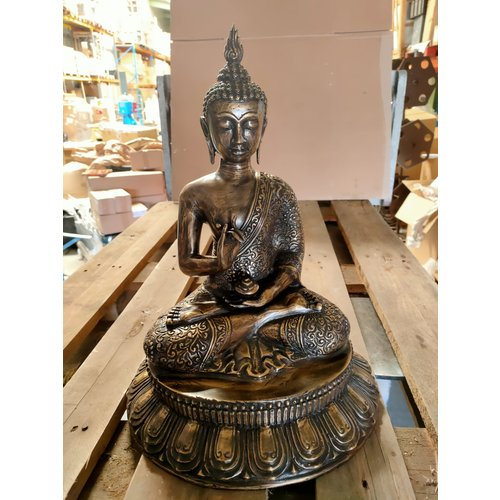 Buddha Bronze-Shakra