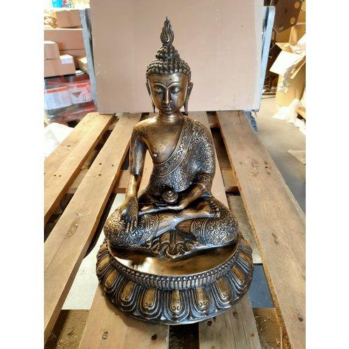 Buddha Bronze Erde