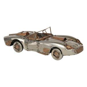 Miniatuur model auto Silver/Gold