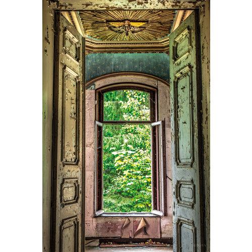 Dibond Rochendaal Room 80x120 cm.