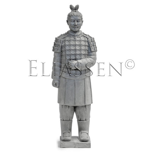 Chinese warrior standing 72cm